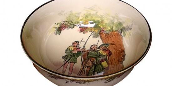Bowl en ceramica inglesa Royal Doulton Fuente desvan com 1