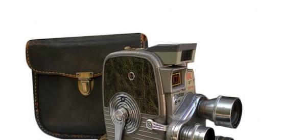 Cámara de video Keystone Capri modelo K27 8mm Fuente desvan com 1